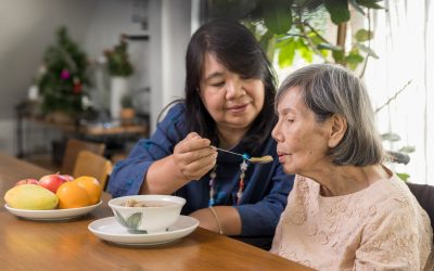 The Challenge of Caring for the Caregiver